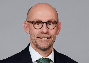 Martin Nay, Member of Senior Management, Head of Auditing, Partner