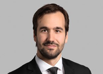 Taulant Avdija, Responsable a.i. Regulatory & Compliance Suisse romande