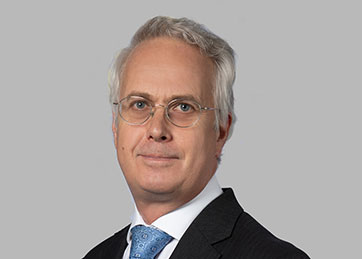 Nigel Le Masurier, Member of the Regional Management Western Switzerland, Partner - Auditing