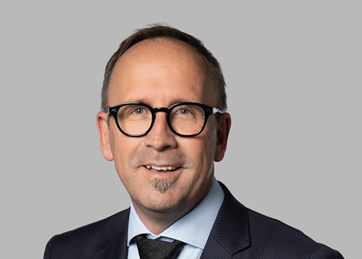 Cédric Racine , Head of ABACUS Western Switzerland Region