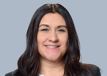 Sandra Vinci, Head of Accounting services