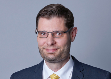 Matthias Hildebrandt, Responsable Audit, Partner