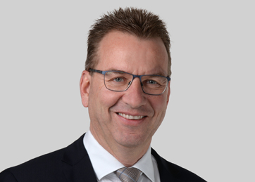 Jürg Krebs, Member of Regional Management Swiss Plateau Region, Partner