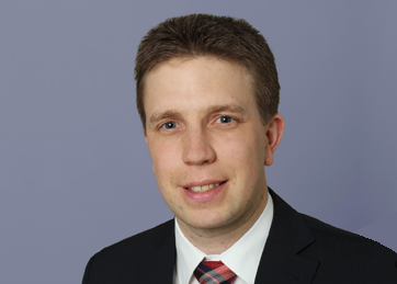 Thomas Hulmann, Head of Regulatory & Compliance German-speaking Switzerland